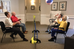Balloon Volleyball